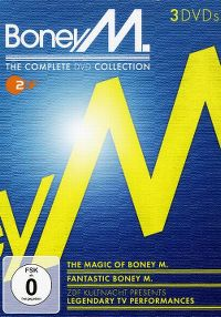 Cover Boney M. - The Complete DVD Collection [DVD]
